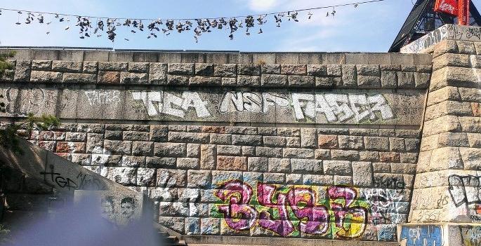 Ochráňte svoj majetok pred graffitmi